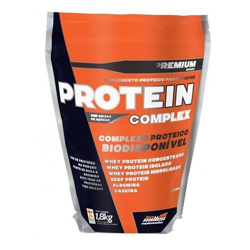Protein Complex Premium - 1,8Kg - New Millen - Morango