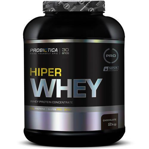 Hiper Whey Protein - 2Kg - Millennium -  Probiótica