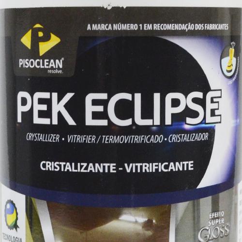 Pek Eclipse 1 Litro - Cristalizador de Mármore, Granito e Concreto  - COLAR