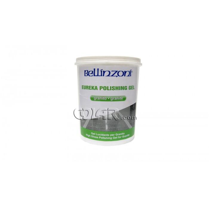Eureka 1kg- Gel Lucidante Para Polimento de Granito - Bellinzoni  - COLAR