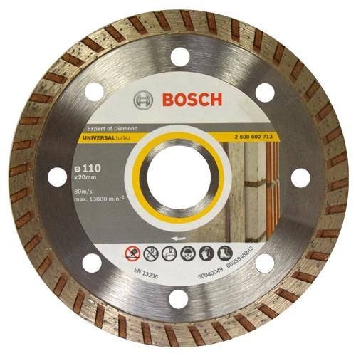 Bosch Universal Turbo Brush: Tudo Para Seu Piso Disco Para Serra
