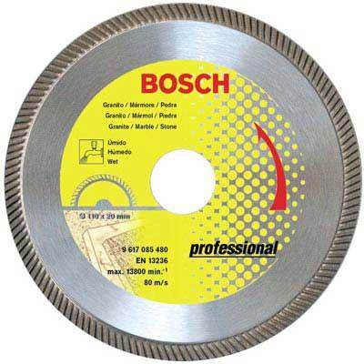 Disco Para Serra Mármore Professional -  Bosch  - COLAR