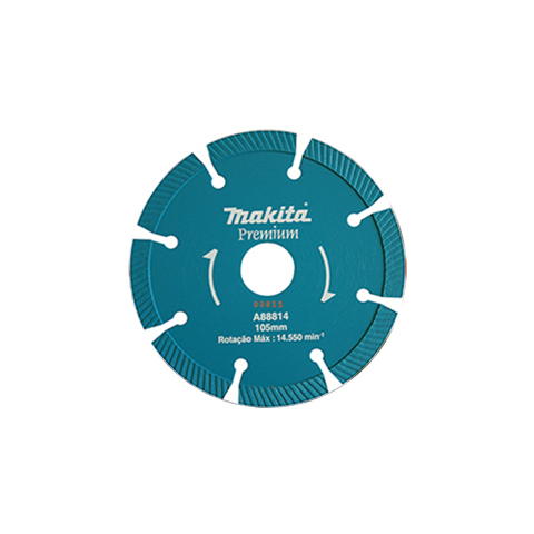 Disco Para Serra Mármore Corte Concreto A-88814 Premium - Makita  - COLAR