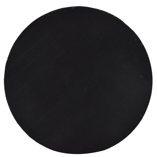Suporte De Lixa Com Velcro 7´´ R5/8 Preto - Profix  - COLAR