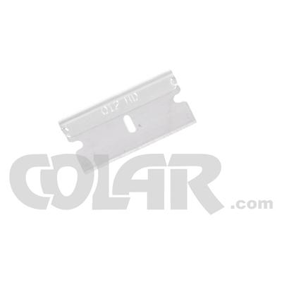 Lâmina Para Raspador De Segurança 4cm c/10 pçs  - COLAR