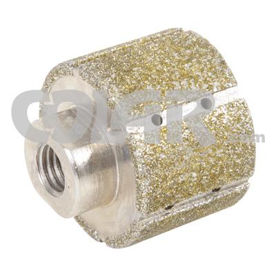 Rebolo Diamantado Cilíndrico Úmido Metálico  GR 46  - COLAR