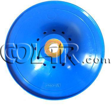 Suporte De Lixa 7´´ Azul - Profix  - COLAR
