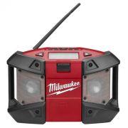 Rádio De Trabalho a Bateria De 12V Íons De Lítio M12™ - 2590-59 - Milwaukee