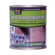 Pek Tiragrafite 1kg - Poderoso Removedor de Pichações, Manchas de Tintas e Marcas de Pneu