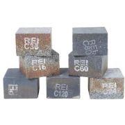 Tijolinho Resinado Para Desbaste e Polimento 3x3x2 - Rei