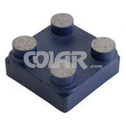 Cubo Diamantado para desbaste de concreto e granilite