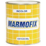 Resina Incolor Cola Líquida Para Estucagem 800gr - Marmofix