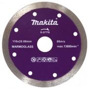 Disco Para Serra Mármore Corte Marmoglass e Cerâmica D37770 - Makita