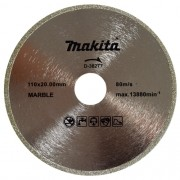 Disco Para Serra Mármore Corte Mármore Importado D-38277 Eletrolítico - Makita
