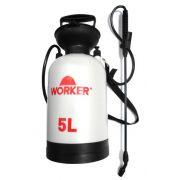 Pulverizador Compressão Previa 5,0 L - Worker