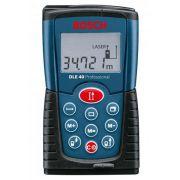 Medidor De Distância a Laser DLE 40 - Bosch