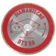 Serra Diamantada Para Mármores Importados DTS50E 350mm - Diamantecno