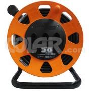 Extensão Maxi 30M Circular Laranja Cabo 2X2,50