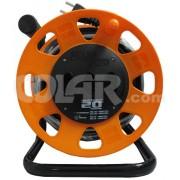 Extensao Maxi 20M Circular Laranja Cabo 2X2,50