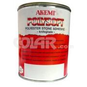 Polysoft Gel Transparente 2210 Light 970ml - Dupox