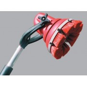 Escova Motorizada a Bateria 12 VOLTS - Cabo 0,375m