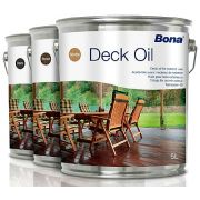 Deck Oil Brown 5L - Bona