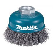 Escova de Aço Tipo Copo Fio Ondulado M14 - Makita