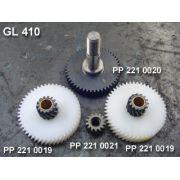 Engrenagem Para Enceradeira / Conservadora GL 410mm Certec