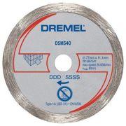 Disco de Corte Para Azulejo DSM540 - Dremel