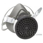 Kit Completo Com Máscara Semifacial e Filtro 3200 - 3m