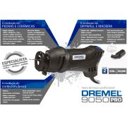 Dremel Serra Broca 9050 PRO Kit 02 para Pedras e Cerâmicas - 220V - Bosch