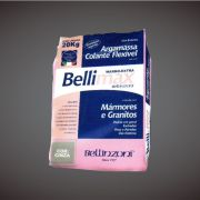 Argamassa Bellimax ACIII Mármores e Granitos Externo 20kg - Bellinzoni