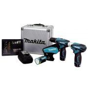 Combo de Ferramentas à Bateria de 12V LCT303X - Makita