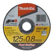 Disco de Corte B45733 25  125mm - Makita