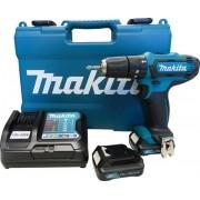 Parafusadeira / Furadeira de Impacto a Bateria HP331DWYE - Makita
