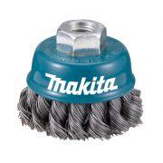 Escova de Aço Tipo copo Torcido M14 100mm D55223 - Makita