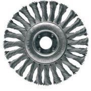 Escova de aço circular trançada 115mm m14 D55251 - Makita