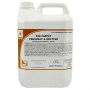 SSE CARPET PRESPRAY & SPOTTER - REMOVEDOR DE MANCHAS P/ CARPETES, TAPETES E ESTOFADOS - 5 litros