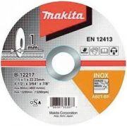 Disco Abrasivo de Corte B1221710 - Makita