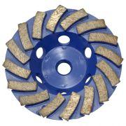 Disco de Desbaste Diamantado para Concreto 100mm - Colar
