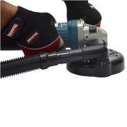 Coletor de Pó Universal Resistente Adaptado para Cantos 125mm - Colar