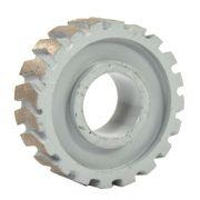 Rebolo Diam Chicote Metal Furo=30mm Gr.0036 E 0100 Cinza SP