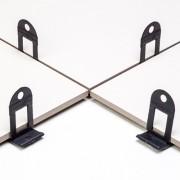 CLIPE ESPAÇADOR N5 1,0mm. 1,5mm e 2mm