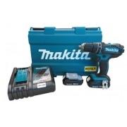 Parafusadeira / Furadeira de Impacto à Bateria  DHP482RAE-PM 18V-Bivolt - Makita