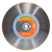 Disco Diamantado Contínuo Corte Ladrilho, Granito e Mármore - Husqvarna ELITE-CUT GS2