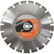 Disco Diamantado Segmentado Corte Asfalto e Concreto 350mm - Husqvarna VARI-CUT S85H