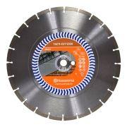 Disco Diamantado Segmentado Corte Concreto Duro e Granito 350mm - Husqvarna - TACTI-CUT S50H