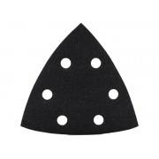 Jogo de Lixas Triangular Para Pedras e Vidros 10pçs - Makita