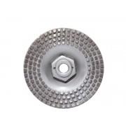 Rebolo DDD Para Pneumática M14 Grão 35/40