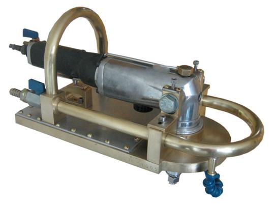 Base Fresadora para máquinas pneumáticas  - COLAR